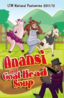 Anansi & Goat Head Soup